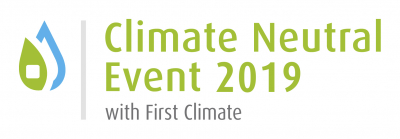 Climate Neutral Event 2019